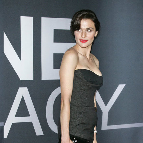 See Rachel Weisz in Christian Dior couture from All Angles at The Bourne Legacy NYC Premiere, From All Angles!