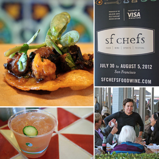 SF Chefs Showcase Contemporary Mexican Cuisine