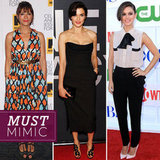 This Week's Most Spectacular Celebrity Looks Worth Copying