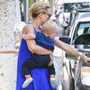 Kate Hudson With Bingham and Ryder in LA
