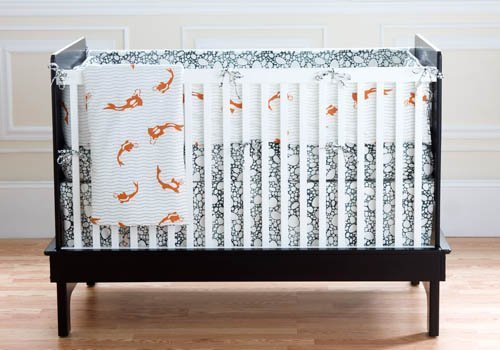 Argington Organic Crib Set ($185)