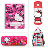 Back-to-School Essentials For Your Little Hello Kitty Fan
