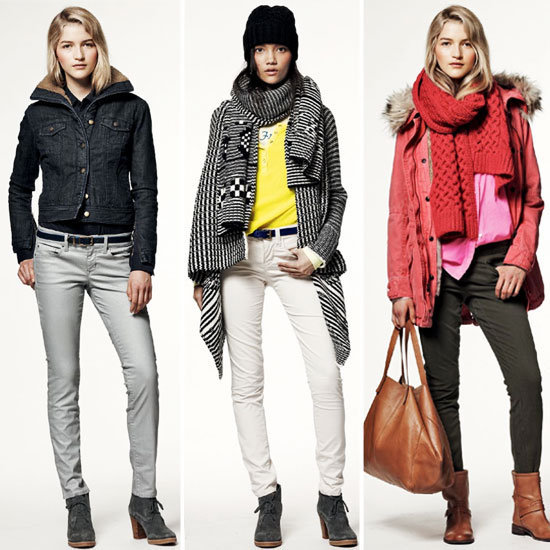 Gap shows off rustic, cozy layers for its holiday collection. Are you a fan of these cold-weather outfits?
