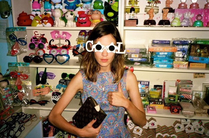 Yes, Alexa Chung, we know. You're very cool.