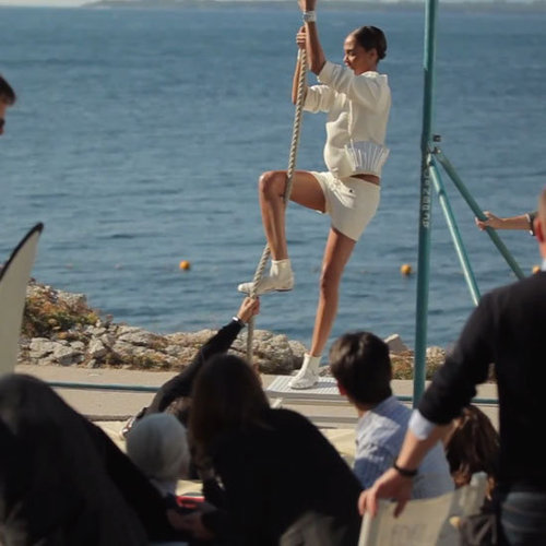 Chanel Spring 2012 Ad Campaign Making-Of Video