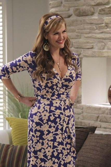 Sara Rue in Malibu Country.