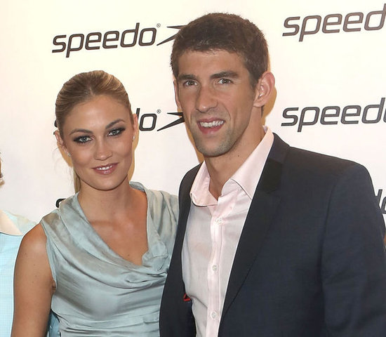 Megan Rossee and Michael Phelps reportedly starting dating back in January.