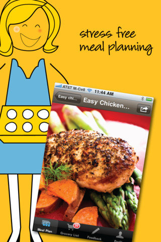 Meal Planning by Food on the Table