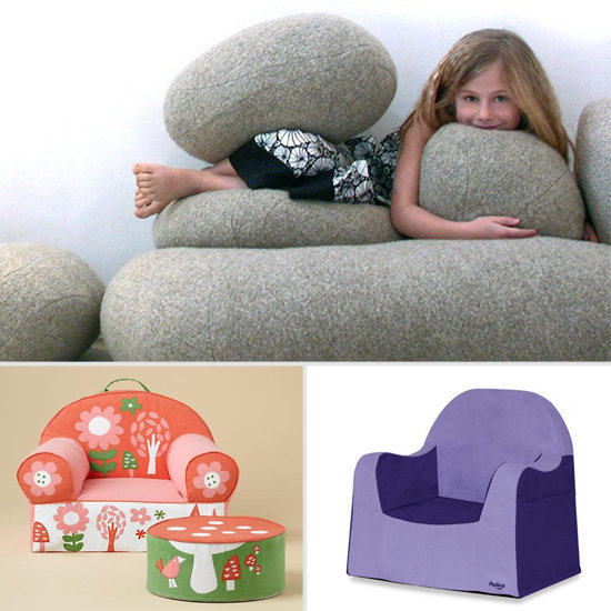 Snuggle Up in These Toddler Chairs