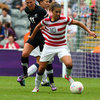 US Women&#039;s Soccer Players For 2012 Olympics
