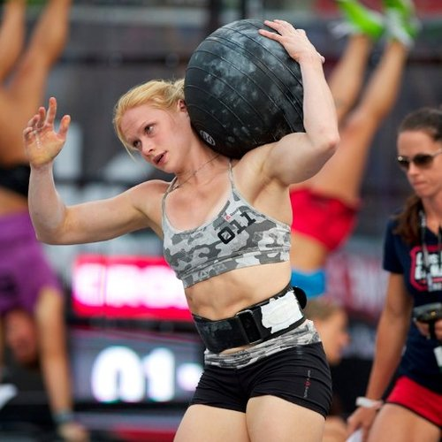 CrossFit Games Winner Annie Thorisdottir on the Olympics