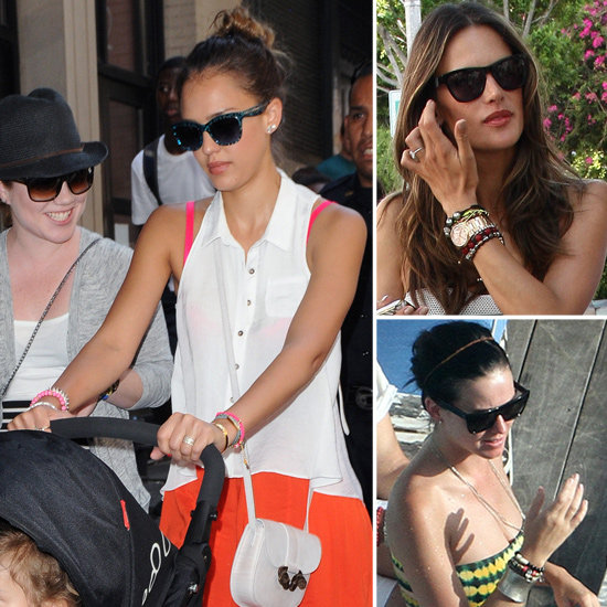 Celebrity Accessory Trend — Beaded Bracelets Are All the Rage!