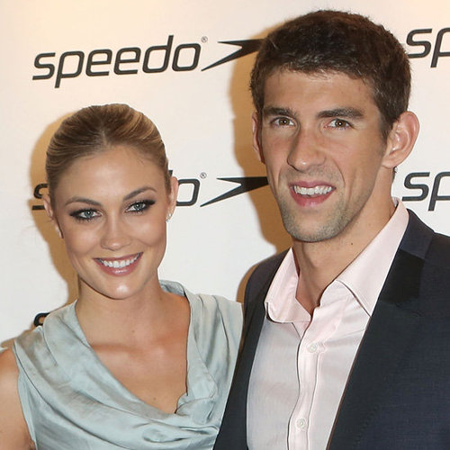 Michael Phelps Girlfriend Megan Rossee (Video)