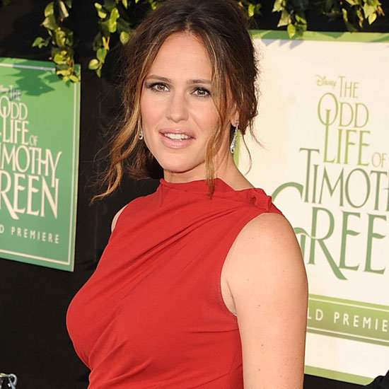 Jennifer Garner at Odd Life of Timothy Green Premiere
