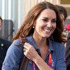 Kate Middleton Laughing at the Olympics