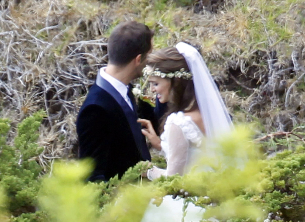 Natalie Portman and Benjamin Millepied tied the knot in Big Sur, CA.
