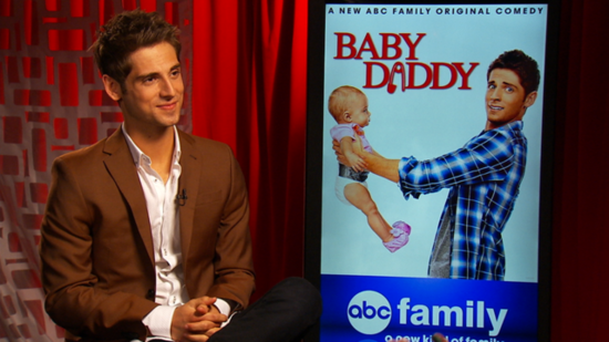 The Men of Baby Daddy on Their Infant Costars and a Possible Romance Ahead