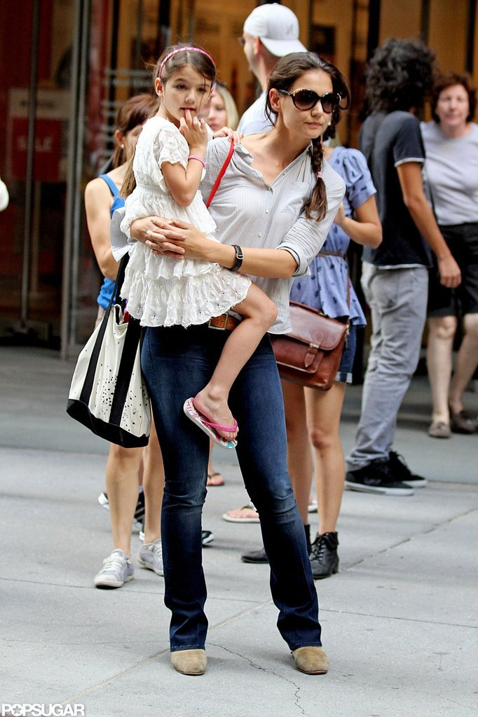 Katie and Suri Visit the Museum of Modern Art