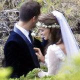 Natalie Portman and Benjamin Millepied got married in Big Sur, CA.