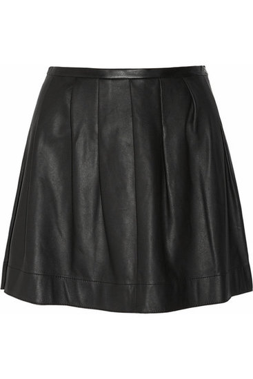 The Pleated Skirt