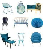 Shopping For Blue Chairs