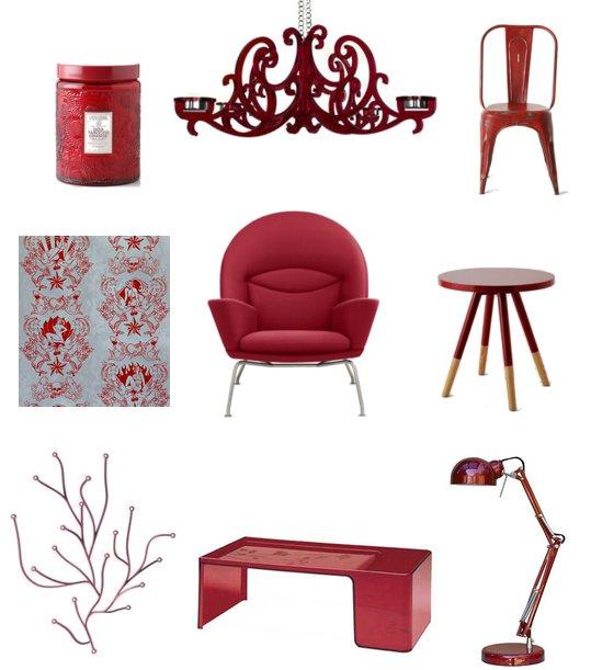 Http Www Casasugar Com Ruby Red Home Decor Shopping 21681306