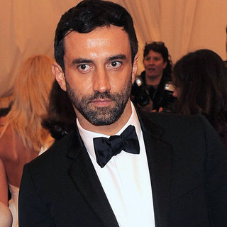 Riccardo Tisci on His Initial Uncertainty at Givenchy