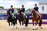 Team Dressage Gold