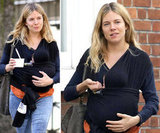 First Pictures of Sienna Miller's Daughter!