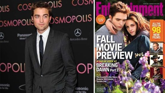 Video: Robert Preps For Press, Bill Condon Speaks on Kristen Scandal