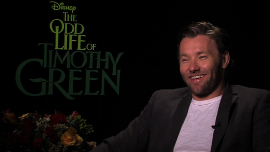 "Joel Edgerton on Hollywood and Working With ""Easy-Going"" Leo in Gatsby"