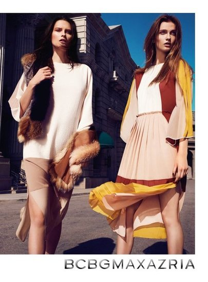 BCBG Max Azria Fall 2012 Ad Campaign