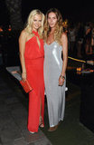 Malin Akerman and Erin Wasson