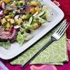 Summer of Salads: Grilled Steak With a Pineapple Punch