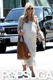 Sarah Michelle Gellar wore flats.
