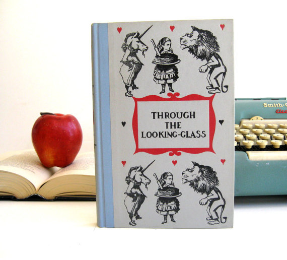 Alice in Wonderland Kindle Cover ($64)
