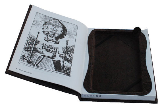 Real Book Nook Case ($69)