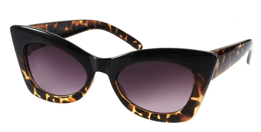 Punch up your sun protection with a pair of cat-eye sunglasses — this is a particularly bold retro style, but festivals are all about playing up the fun details. ASOS Mix Frame Cat Eye Sunglasses ($21)