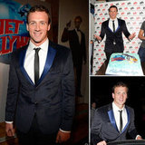 Ryan Lochte Celebrates His Big Day in London — Again!