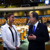 Beyonce Knowles World Humanitarian Day Picture