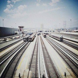 Trains Instagram Picture