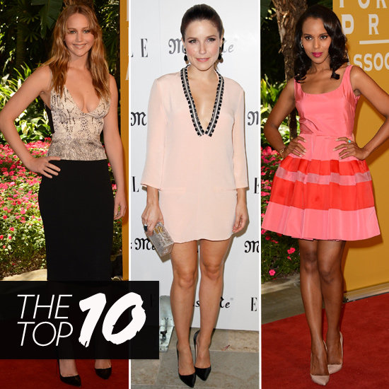 Best Celebrity Style | Aug. 10, 2012