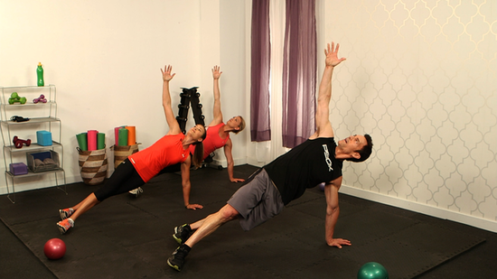 Try This 10-Minute Custom Workout From P90X's Tony Horton!