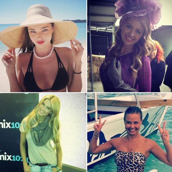 Home Grown Beauties Miranda, Megan, Jennifer & Lara Share Their Cutest Candid Snaps