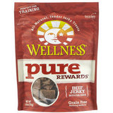 Wellness Pure Rewards Beef Jerky Bits