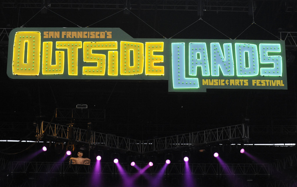 """Outside Lands extended its """"Lands"""" name to other attractions like """"Wine Lands"""" and """"Beer Lands."""""""