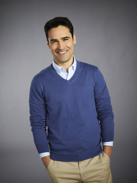 Jesse Bradford as Chris on Guys With Kids.