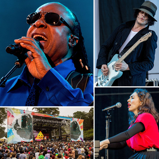 See the Awesome Pictures From the Outside Lands Music Festival
