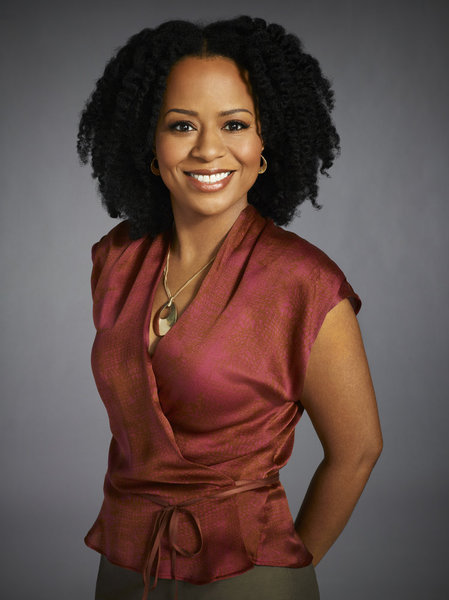 Tempestt Bledsoe as Marny on Guys With Kids.