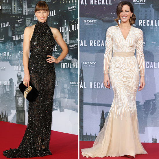 Total Recall Style: Jessica and Kate Are Puttin' on the Ritz in Berlin